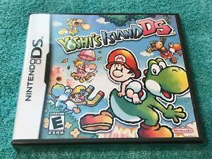 Yoshi's Island For Nintendo DS NEW & SEALED