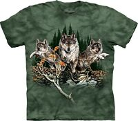 Find 12 Wolves Wolf T Shirt Child Unisex The Mountain