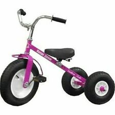 Western Express Classic All Terrain Kids Tricycle Bike - Pink
