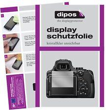 6x Nikon Coolpix P1000 Film de protection d'écran protecteur clair dipos
