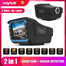 New listing Anytek 1080P Vg3 Dash Camera Russian&English Voice Car Laser Radar Traffic Alert