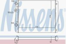 MANUAL RADIATOR WATER COOLING ENGINE RADIATOR NISSENS NIS 652341