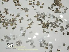 Wedding Table Scatters Foil Confetti Bells - Silver BUY 1 GET 1 FREE