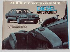 Mercedes Benz Diesel automobiles, Robert Nitske, Motorbooks International