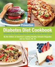 Diabetes Diet Cookbook: Discover the New Fiber-FULL Eating Plan for-ExLibrary