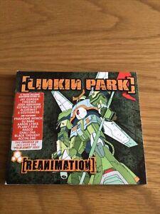 Linkin Park - Reanimation - Digipak CD 💿 Album