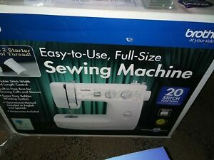 Brother LS2350 Sewing Machine ~ New ~ Sealed