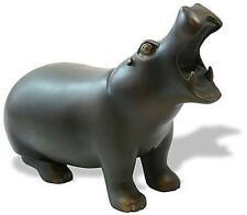 Hippopotamus Bronze Sculpture Statue Francois Pompon France Bonded Bronze Hippo