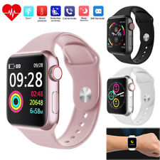 Sport Smart Watch Heart Rate Blood Pressure Monitor for iOS iPhone Android Phone