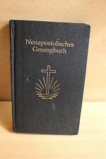 Altes Gesangbuch 1994 Nak Textausgabe Neuapostolischen Kirche - mit Stempel - Bl
