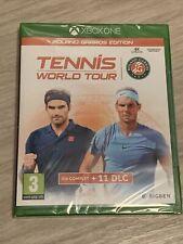 Jeu Tennis World Tour Rolland Garros Edition - Microsoft Xbox One - NEUF Blister