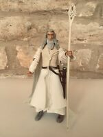Lord of the rings Gandalf the White  action figure Toybiz - Combine Postage
