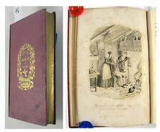 1847 THE SNOW STORM A CHRISTMAS STORY GEORGE CRUIKSHANK ILLUSTRATIONS Mrs. Gore