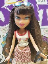 Bratz Doll Sun-Kissed Summer Dana original bag shoes skirt top