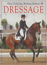 Dressage (Usborne Riding School), Harvey, Gill | Paperback Book | Good | 9780746