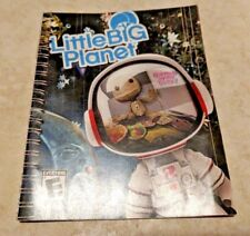 Sony PS3 Little Big Planet Game of the Year Edition, EUC - BOOK ONLY