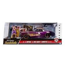 DC Comics Bombshells: BATGIRL & 1957 Chevy Corvette 1/24 Scale