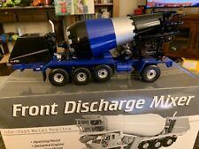 Mack Concrete Truck, 1x34 scale Front Discharge Ready Mix Concrete Truck,