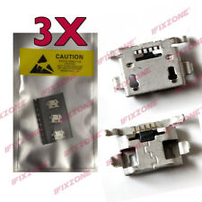 3 X New Micro USB Charging Sync Port Charger Sony Xperia Miro ST23a ST23i USA