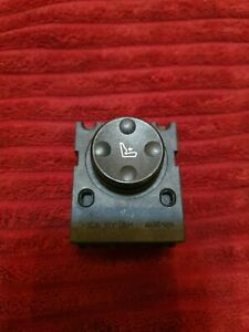 BMW E46 M3 COUPE DRIVER SIDE SEAT SWITCH LUMBAR SUPPORT SWITCH 7902272