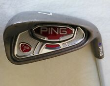 Ping Faith Purple dot 7 iron used as demo only w/ladies graphite shaft Right H