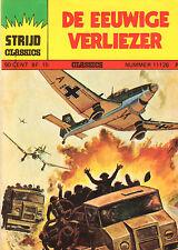 STRIJD CLASSICS 11126 - DE EEUWIGE VERLIEZER (1975)