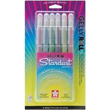 Sakura Gelly Roll Stardust Bold Point Pens - 328085