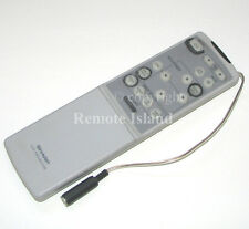 Sharp G1204CESA LCD Projector Wireless Remote Control XG-E1000U FAST$4SHIPPING!!