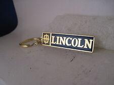 Lincoln  logo  Key Chain  mint new  (3jl25  24 )