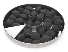 CHAR BROIL Silver Tone Charcoal Manager 4x34cm