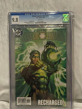 Green Lantern #v3 #179 CGC 9.8 Ron Marz Story and Brandon Peterson cover