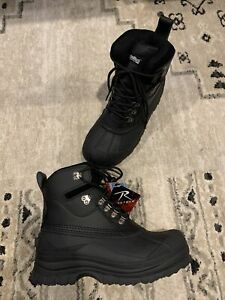 Rothco 8'' Cold Weather Boots Men's Size 8 Black