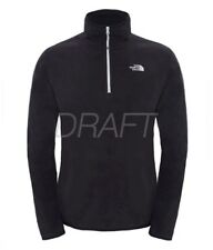 The North Face Pullover 100 Glacier Uomo Tnf Black S Sport