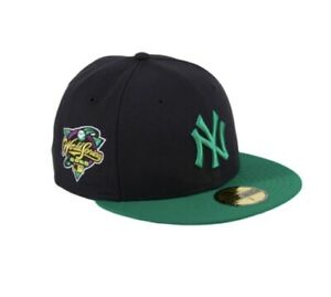 Hat Club New Era 59Fifty New York Yankees 2000 World Series Tribute Patch 7 3/8