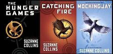 The Hunger Games Trilogy: The Hunger Games, Catching Fire and Mockingjay