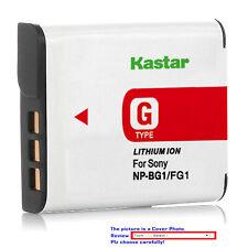 Kastar Replacement Battery for Sony NP-BG1 NPBG1 Sony Cyber-shot DSC-W100 Camera