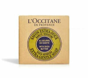 L'Occitane Verbena Shea Butter Extra Gentle Soap 50g/1.7oz 8 Pack