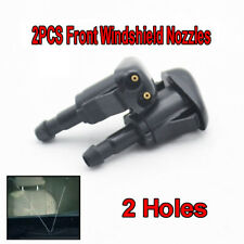2PCS Front Wiper Washer Nozzles Jet Fit For Toyota Corolla Tacoma MR2 Echo