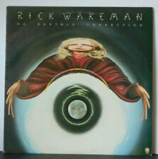 No Earthly Connection/Rick Wakeman ( Vinyl, A&M, SP-4583, 1976)