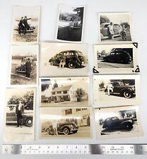 Rare Old Automobiles Vintage Car Vehicle Photos