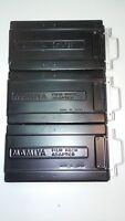 Mamiya UNIVERSAL PRESS / RB FILM PACK ADAPTER ( 3 film pack adapters )