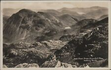 """Scafell Pike Looking North """"I saw it in 1897...""""  RN.53"""