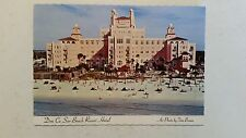 Vintage Postcard /  Don Ce Sar Beach, St. Petersburg Florida / Unused