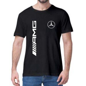AMG Mercedes Benz T Shirt Summer Motorsport Men's Birthday Gift for him 610