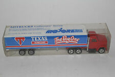 Majorette Ad Trucks Series, Texas Homecare, THE BIG ONE,  Carded