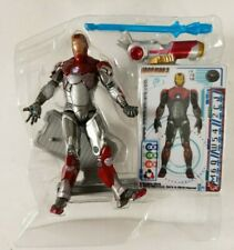 "Marvel Iron Man 2 Concept Series IRON MAN ULTIMATE ARMOR 3.75"" Hasbro New Loose"