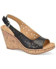 718a56e1b84 Leather Casual Solid Heels for Women