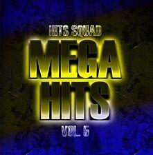 Hits Squad - Mega Hits 5 [New CD] Manufactured On Demand