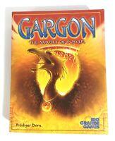 GARGON THE AMULET OF POWER CARD GAME RUDIGER DORN AMIGO RIO GRANDE GAMES #B12