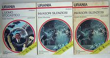 3 Urania di ROBERT SILVERBERG 669 (doppio) - 687